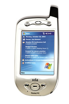 XDA Pocket PC